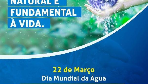 Dia Mundial da Água 22 de Abril