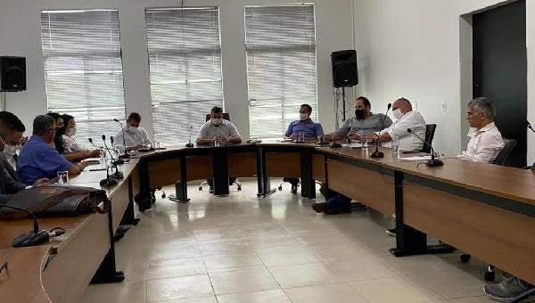 Formação do Consórcio de Municípios do Vale do Araguaia